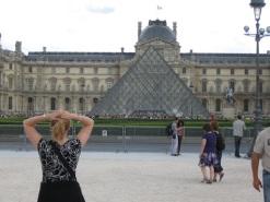 Enfin au Louvres