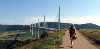 Le Viaduc de Millau - Juillet 2013