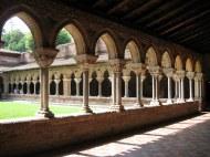 Abbaye de Sorèze, Midi-Pyrénée, juillet 2013.