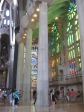 La Sagrada Familia, détail.