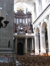 Église Saint-Sulpice, Paris, août 2010.