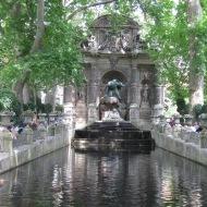 Fontaine de Médicis au jardin du Luxembourg