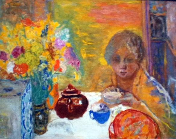 Pierre Bonnard, Le déjeûner, vers 1932.